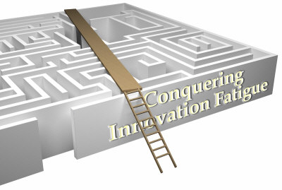 Getting past the maze of innovation barriers