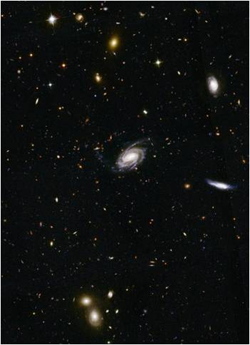 The Matter-Energy of the Cosmos is Mostly Dark Matter and Dark Energy